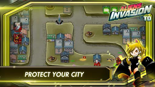 aliens earth invasion td screenshot 3