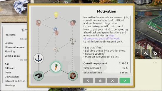 Timeflow: Time is Money Sim 1.10.1 Screenshots 7