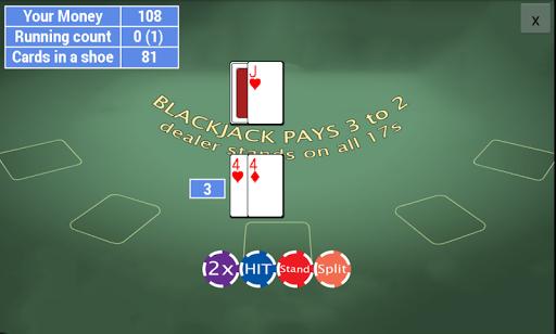 weightless blackjack screenshot 2