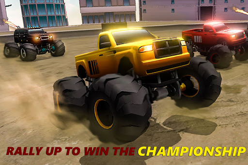 Demolition Derby 2021 - Monster Truck Destroyer modavailable screenshots 2