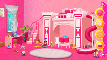 Princess Castle Room