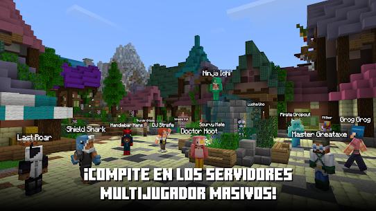 Minecraft Ultima Versión 3