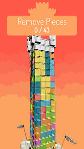 Castle Puzzle – The Perfect Jenga Tower Game 0.0.3 [Mod + APK] Android 2