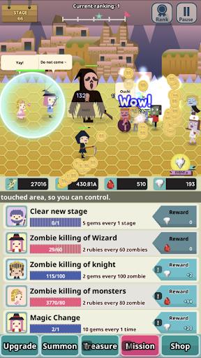 Infinity Dungeon 2 - Offline Defence RPG 1.8.8 screenshots 14