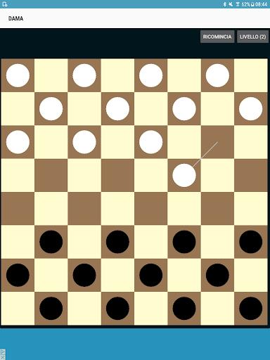 Italian Checkers - Dama 1.49 screenshots 1