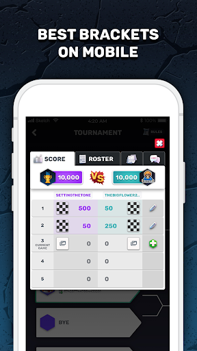 GIZER - Compete in Mobile Tournaments & Brackets  Screenshots 3