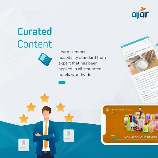 AJAR.id - Learning Portal for Hospitality  screenshots 3