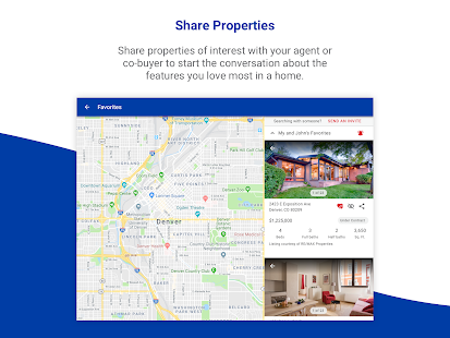 RE/MAX Real Estate Search App (US)