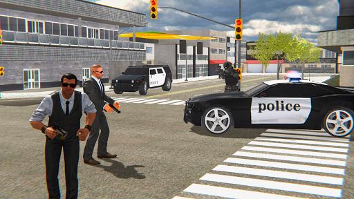 Cop Driver Police Simulator 3D apkpoly screenshots 4
