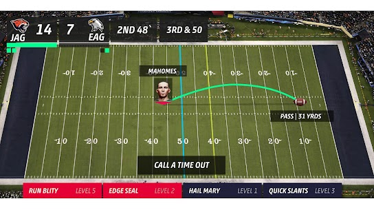 Free ENDZONE – Mobile Franchise Football Manager Game Apk Download 2021 4