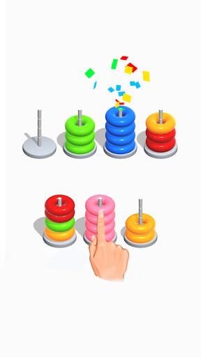 Color Sort Puzzle Game  screenshots 2