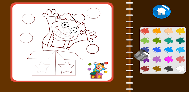 Painting Book – Learn Coloring Book Apk Download 5