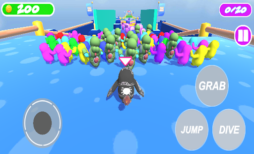 FaII Guys Knockout : Obstacles without fall! Apkfinish screenshots 11