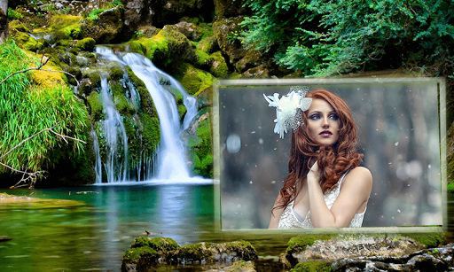 Waterfall Photo Frame & Waterfall Photo Editor apktram screenshots 5