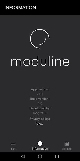Moduline Pure Control App screenshot 6