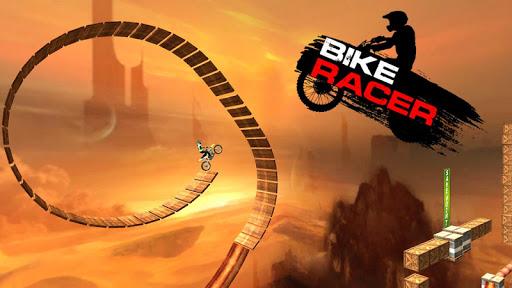 Bike Racer Stunts - Racing Games Bike Game 1.0.11 screenshots 1