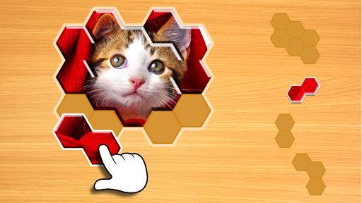 Jigsaw Puzzles Hexa ud83eudde9ud83dudd25ud83cudfaf 2.2.9 screenshots 6