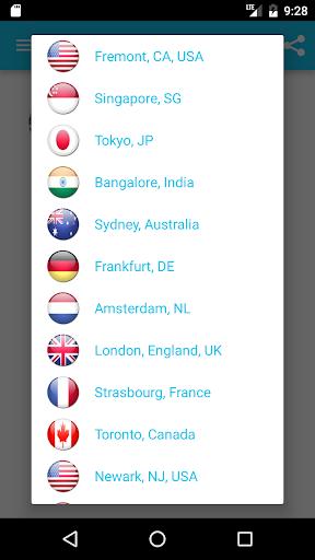 Super VPN - Best Free Proxy 8.3 APK screenshots 2
