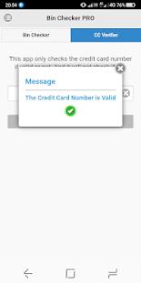 Bin Checker - BIN Card Checker & Verifier