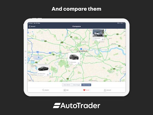 Auto Trader: Buy new & used cars. Search car deals 6.10 Screenshots 13