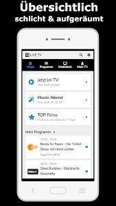 Deutsches Fernsehen kostenlos - LIVE TV App 30.0.10