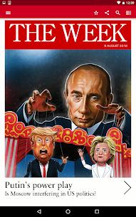 The Week magazine MOD Apk 3.4.2832 (Unlimited Money) 1