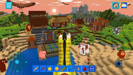 Terra Craft: Build Your Dream Block World 1.6.5 screenshots 3