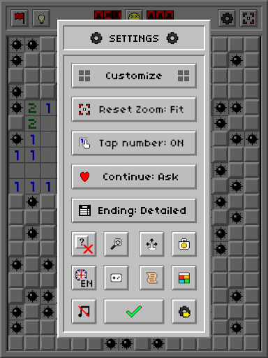 Minesweeper Classic: Retro 1.1.20 screenshots 11