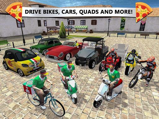 Pizza Delivery: Driving Simulator 1.6 screenshots 10
