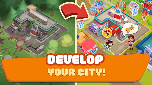 Ranchdale: Farm, city building and mini games 0.0.596 apktcs 1