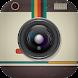Vintage Camera : Retro Filter Camera
