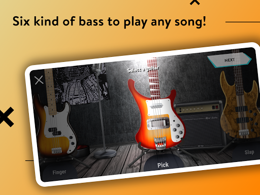 REAL BASS: Electric bass guitar 6.24.0 Screenshots 13