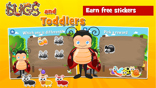 Toddler Games Age 2: Bugs screenshots 4