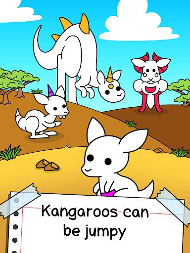 Kangaroo Evolution - Make Mutant Marsupials screenshots 9