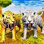 Virtual Tiger Family Simulator: Wild Tiger Games