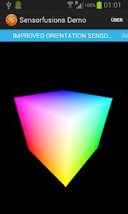 Sensor fusion 1.5.65 Screenshots 1