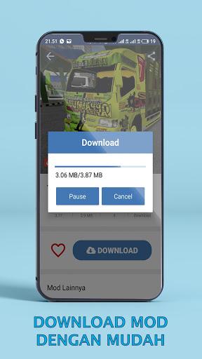 Bus Simulator Indonesia : MOD BUSSID 1.6 Screenshots 5
