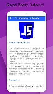 Learn JavaScript Offline Tutorial 4