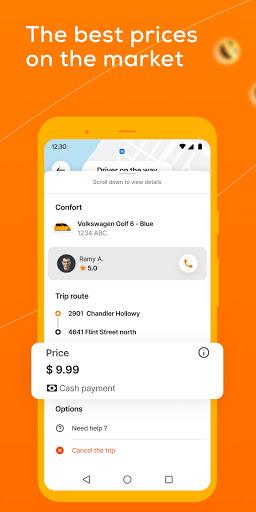YASSIR - Order a ride android2mod screenshots 6