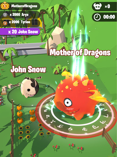 Dragon Wars io: Merge Dragons & Smash the City  screenshots 17