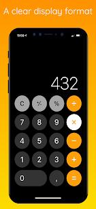 iCalculator Pro Apk- iOS Calculator, iPhone Calculator 3