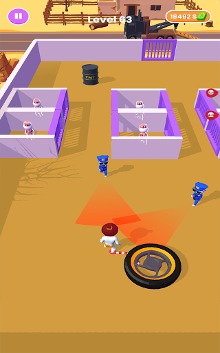 Prison Wreck - Free Escape and Destruction Game modavailable screenshots 14