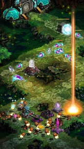Ancient Planet Tower Defense Offline 8