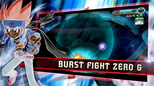 spin blade: metal fight burst 2 screenshot 3