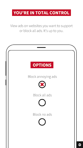 Adblock Plus for Samsung Internet - Browse safe. 1.2.1 Screenshots 14