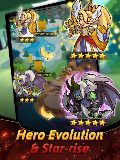 Hero Summoner - Free Idle Game  screenshots 11
