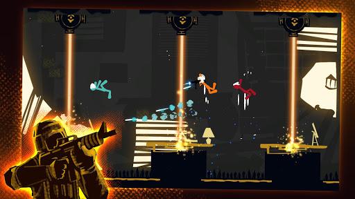 stickman shadow battle screenshot 1