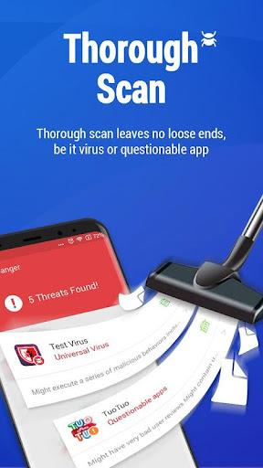 Antivirus Free - Virus Cleaner, Keep Phone Safe  screenshots 2