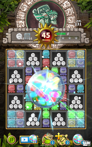 Glyph of Maya - Match 3 Puzzle 1.0.28 screenshots 18