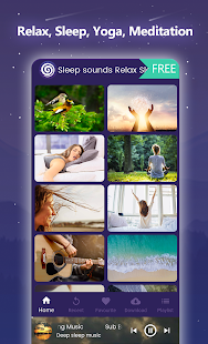 Sleep Sounds Lite - Relaxing sounds for sleeping
